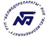 Логотип РУП Белмедпрепараты