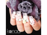 Логотип Konad.Stamping Nail Art