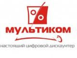 Логотип Мультиком, ООО