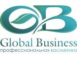 "Логотип ООО ""Глобал бизнес"""