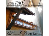 Логотип OLMIN архитектурная студия Олега Минакова