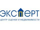 """Логотип """"Центр оценки и недвижимости """"Эксперт"""""""