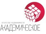 """Логотип """"АКАДЕМИЧЕСКОЕ"""" агентство недвижимости"""