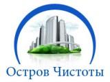 Логотип Остров чистоты, ООО
