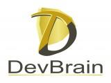 Логотип ДевБрэйн, ООО