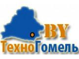 Логотип ТехноГомель магазин ЧТУП ТехноГомель