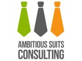 Логотип Ambitious Suits Consulting