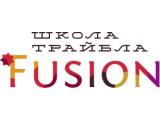 Логотип FUSION, школа трайбла