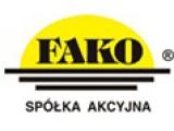 Логотип FAKO s.a.