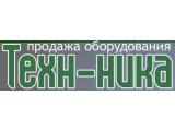 Логотип TECHN-NIKA