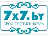 Логотип 7x7, частное торговое унитарное предприятие