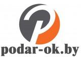 """Логотип PODAR-OK.BY -  ООО """"Персональные подарки"""""""