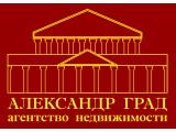 """Логотип Агентство недвижимости """"Александр Град"""""""