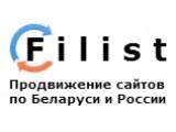 Логотип Filist - Специалист по продвижению сайтов в РБ и РФ