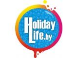 Логотип Holiday Life - организация праздников ИП Орлов А.С.