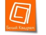 Логотип Белый квадрат