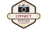 "Логотип Фотостудия ""CONNECT"""