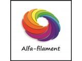 Логотип Alfa-filament