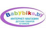 Логотип Интернет-магазин детских товаров в Гомеле babybike