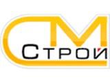 Логотип СМ-строй