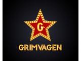 Логотип GRIMVAGEN