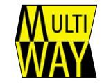 Логотип МультиВэй, ООО