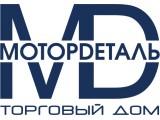 """Логотип Торговый дом """"Мотордеталь"""", ООО"""