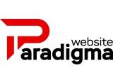 Логотип Студия упаковки бизнеса Paradigma.website