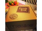 Логотип FoodyBox