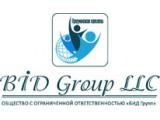 Логотип бИД Групп, ООО